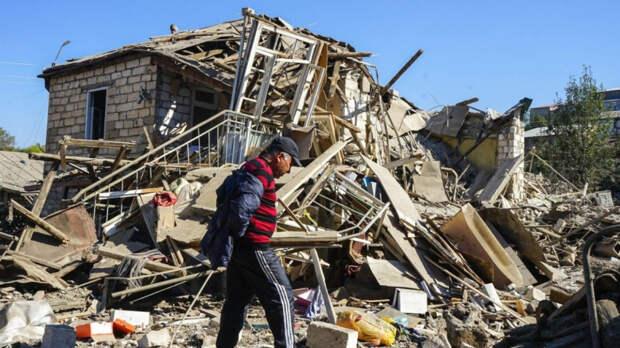 Мирные жители Степанакерта устали от обстрелов