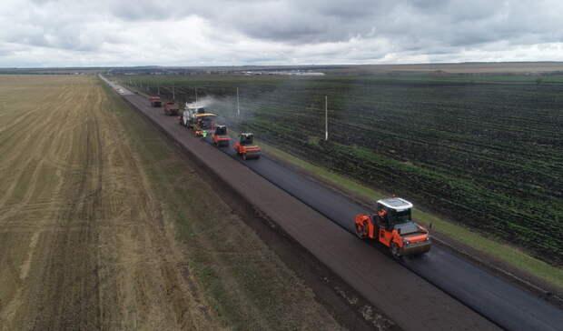 ВТатарстане отремонтируют участок трассы доКазани