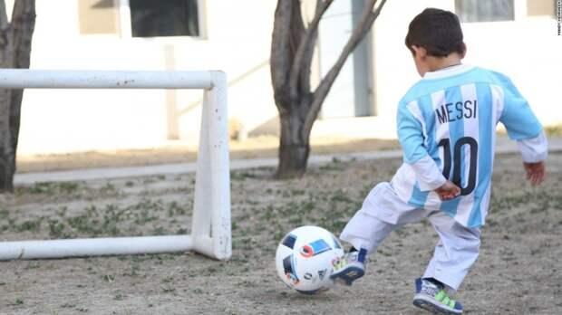 Футболка Лионеля Месси