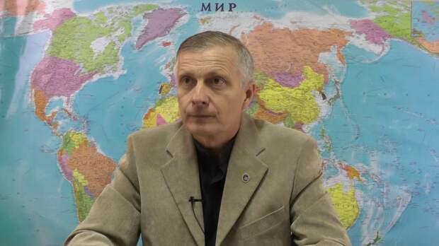 Глобальная политика. Вопрос-Ответ Пякин В. В. от 25 Января 2016 г.