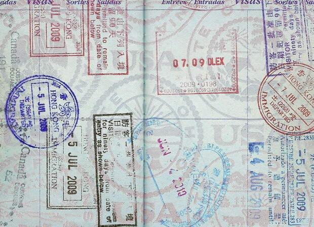 Самые красивые в мире паспорта