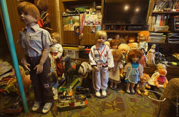 Коллекция игрушек «Советское детство» Александра Устинова