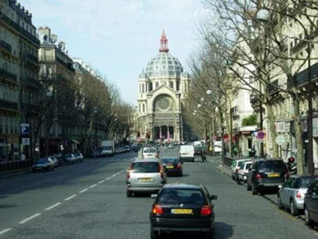 Париж глазами Ива Сен Лорана.