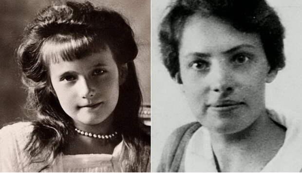 Трагическая судьба Анастасии Романовой: расстрел и лже-воскрешение