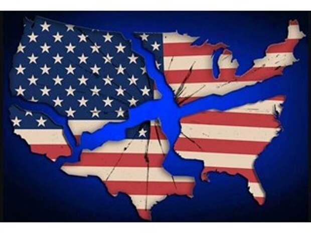 США: Это странное слово «сецессия»
