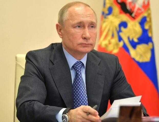 Путин заявил о завершении режима нерабочих дней в России