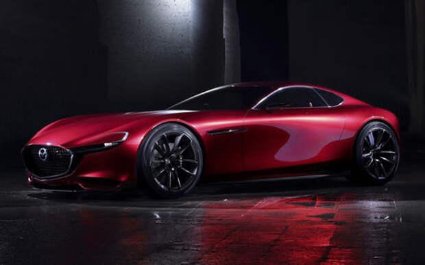 Все мечтают о новом роторном спорткаре Mazda, но…