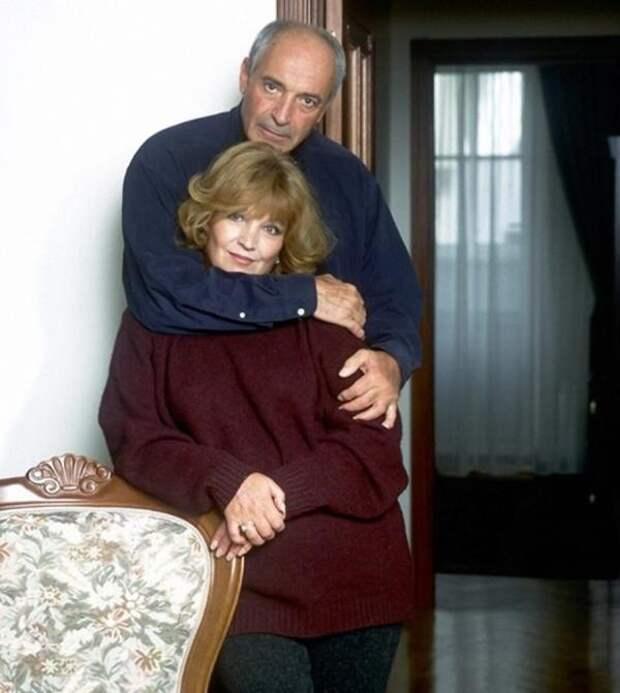 Гафт и Остроумова: история любви
