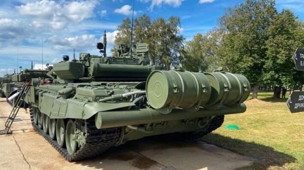 Основной боевой танк России Т-90А