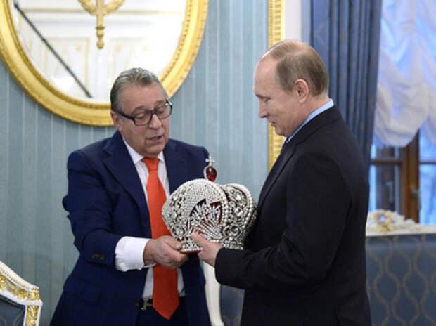 Путин — царь ненастоящий