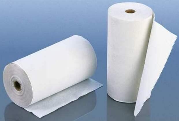 9 нестандартных способов использовать бумажные полотенца