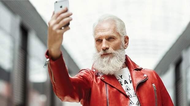 Самый модный Санта