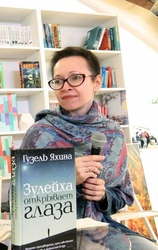 Гузель Яхина и её книга. Об брехни которой стошнило даже татарских националистов, которых не заподозришь в симпатиях к Сталину...