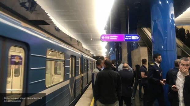 Беглов заявил о семи станциях метро Петербурга, которые планируется открыть за пять лет