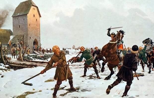 «Пусть ваш меч не остывает от крови». и  Томас Мюнцер и его «народная Реформация».