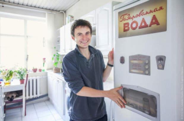 Вкусная газированная вода: несложные рецепты приготовления