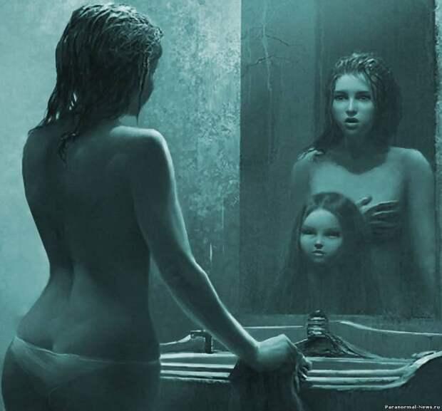 Призраки - отражение мыслей человека