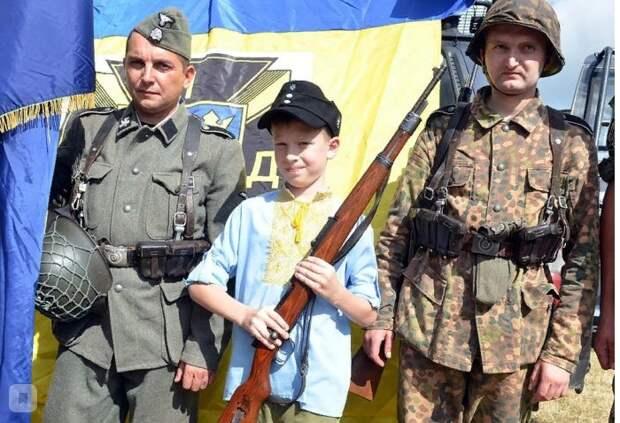 Украинский полковник рассказал о подготовке молодого поколения к войне с Россией