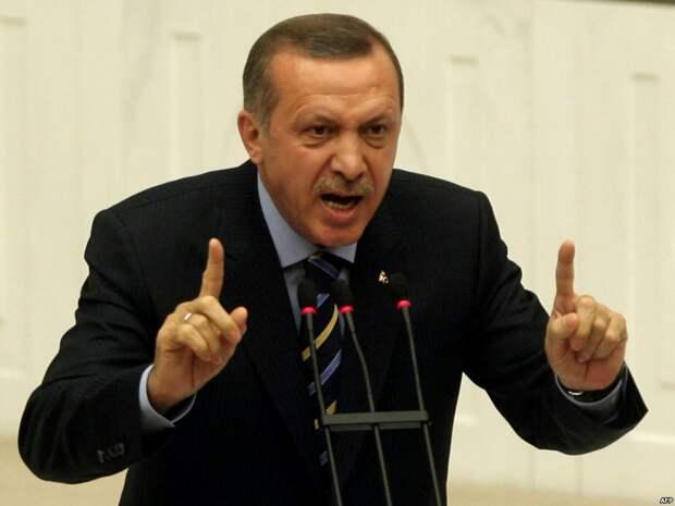 Сатановский: Эрдоган психанул