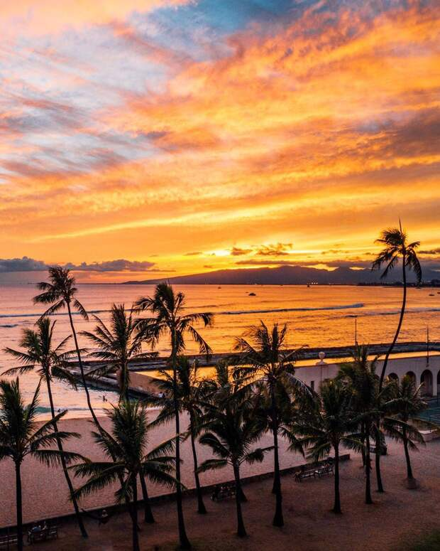 Гавайи: уголок земли, в который нельзя не влюбиться