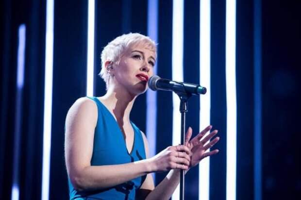 Во время «Евровидения» британская певица получила травмы