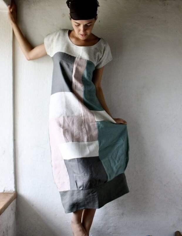 Кусочки — в одно целое: лоскутная одежда в современном гардеробе