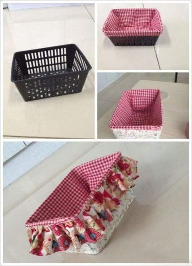 Декоративные ящики для хранения мелочей своими руками