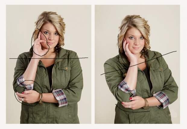 6 секретов, которые позволят идеально выглядеть на фото