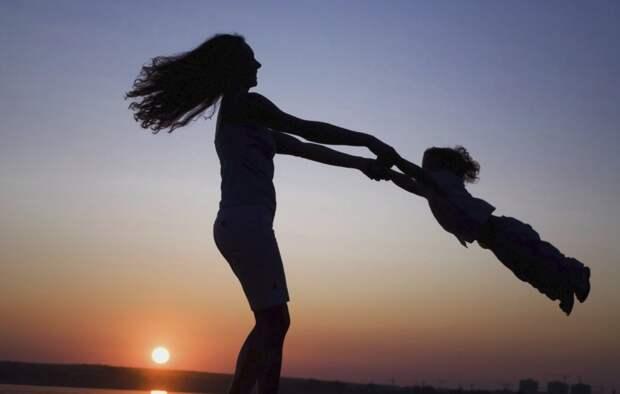 Мать-одиночка: не менять же детям отца