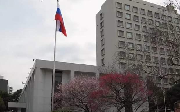 В Японии прошли антироссийские выступления