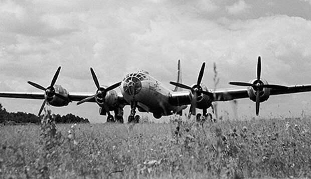 Ту-4 стал этапной машиной для советского авиастроения