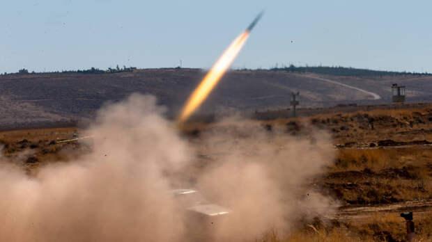 Сирия промахнулась по Израилю