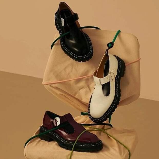 Модные туфли весна-лето 2021: трендовая цветовая палитра и 12 стильных моделей