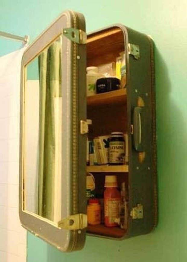 old-suitcase-into-bathroom-medicine-cabinet-mirror
