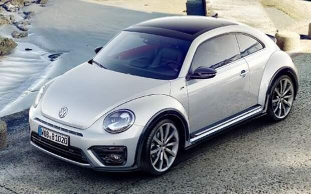 Volkswagen снимет с производства порядка 40 моделей