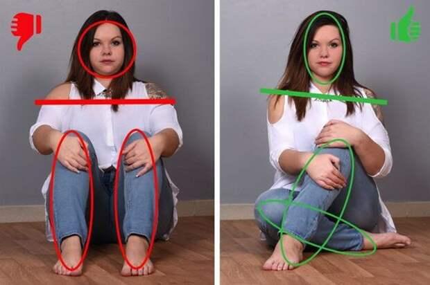 Фотопозы для девушек (подборка)