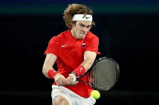 Рублев уверенно обыграл Ханфмана на старте Australian Open — 2021