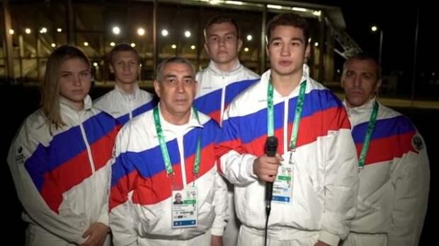 Юниорская сборная РФ по боксу посвятила победу на Олимпиаде памяти погибших в Керчи (ВИДЕО)