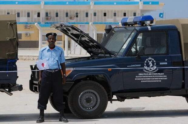 У президентского дворца в столице Сомали произошла стрельба - СМИ
