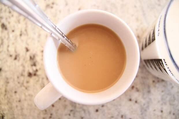 7. Кофе 3 в 1 еда, продукты, фигура