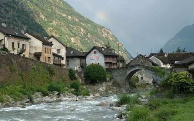Джорнико, Швейцария.