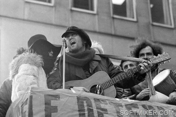 JOHN AND YOKO 1972