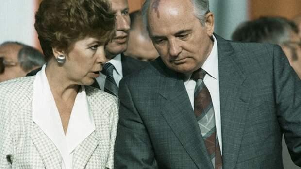 Тайна смертельной болезни Раисы Горбачевой