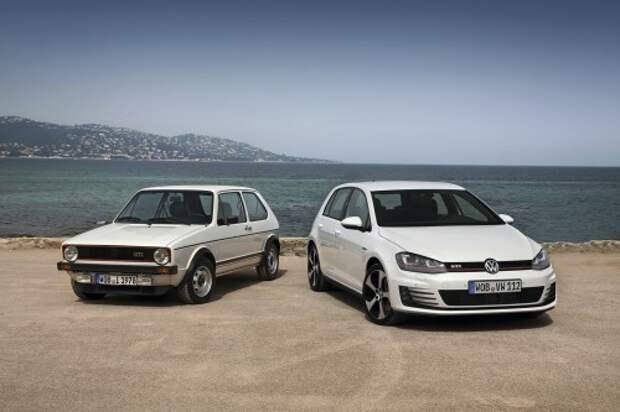 Volkswagen Golf GTI - хороший пример заводского тюнинга