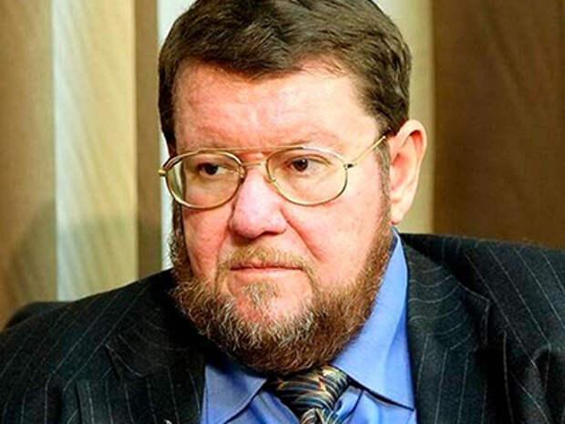 """Сатановский посоветовал всей семье Ельциных """"забиться по щелям"""""""
