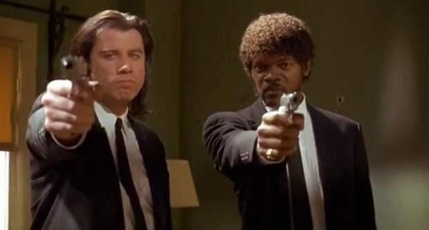 Каким планировал «Криминальное чтиво» Тарантино кино, криминальное чтиво, фильм