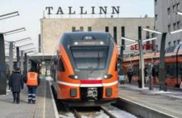 РЖД сократит рейсы в Таллин