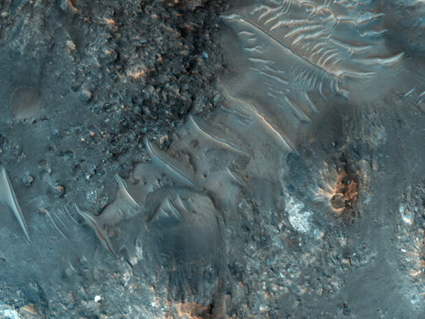 На Марсе есть жизнь?