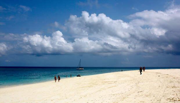 Пляж Кендва. (Kyle Taylor)