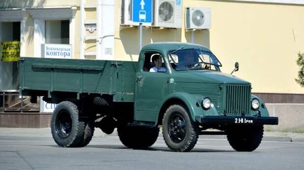 ГАЗ-51 автомобили, газ, фоторепортаж